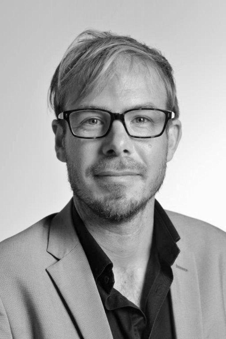 Gijs van Dijk Beeld Sanne Zurne