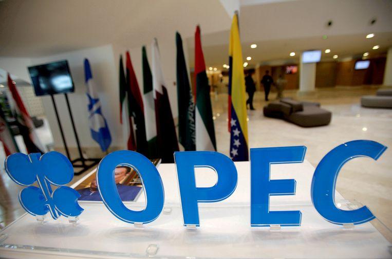 Een vergadering van olieproducerende landen werd afgelast. Beeld REUTERS