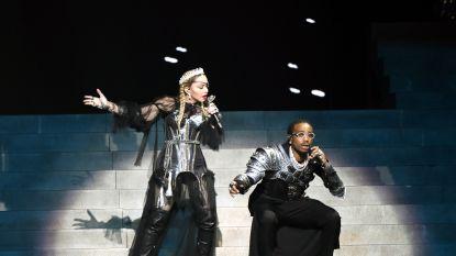 Israëlische omroep eist geld terug na Songfestival-optreden Madonna