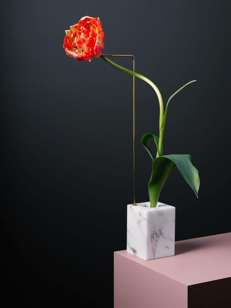 'Posture N.1' van Bloc Studios. 40 cm hoog, € 180,- bloc-studios.com Beeld null