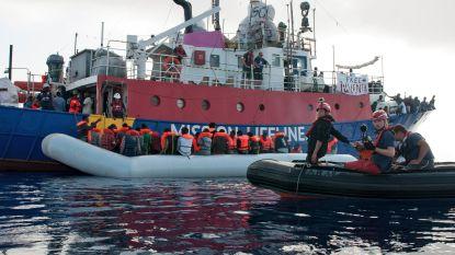 Na Italië weigert nu ook Malta om reddingsschip Lifeline te laten aanmeren