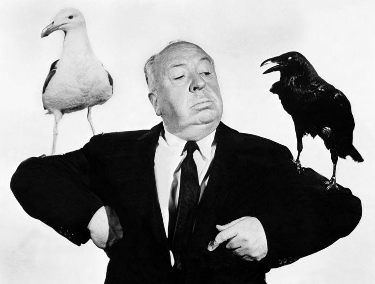 Ook vanavond op tv: Alfred Hitchcocks 'The Birds'. Beeld rv