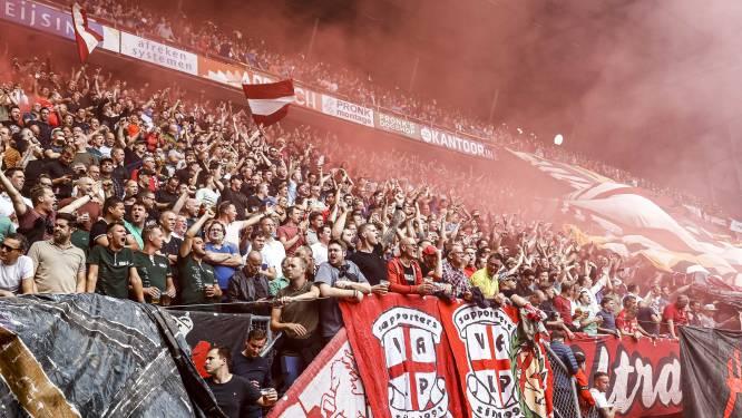 KNVB spaart FC Twente: voorwaardelijke straf na bierdouche