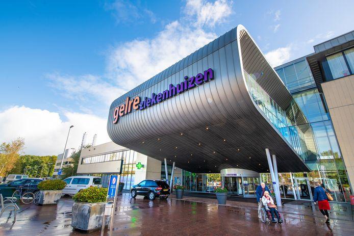 Het Gelre ziekenhuis in Apeldoorn.