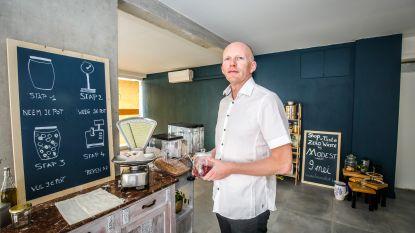 """Eerste verpakkingsvrije kruidenier van Oostende opent straks de deuren: """"Haal je lege potjes al maar uit de kast"""""""