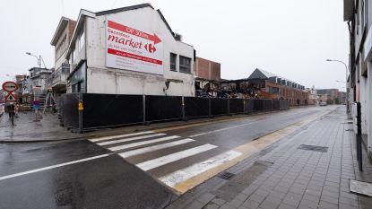 Afgebrand gebouw in centrum wordt volgende week afgebroken