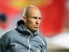 Arjen Robben tast in het duister bij hardnekkige blessure