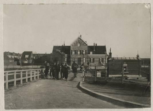 Het Sluiswachtershuis in Scheveningen