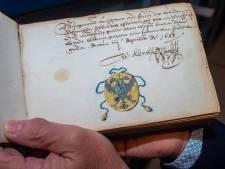 Veel dichter bij Willem van Oranje valt niet te komen: eeuwenoud archief uit Grave volledig online te bekijken