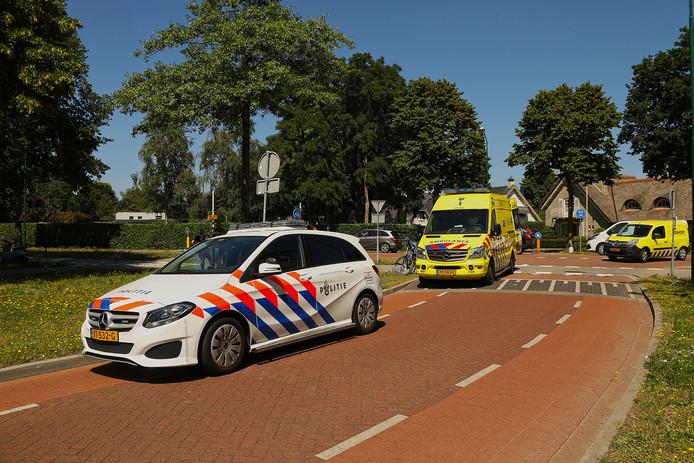 Ongeval Nistelrodeseweg Heesch