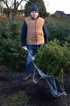 Stormloop op kerstbomen van zieke Henk: 'Dit had ik niet verwacht'