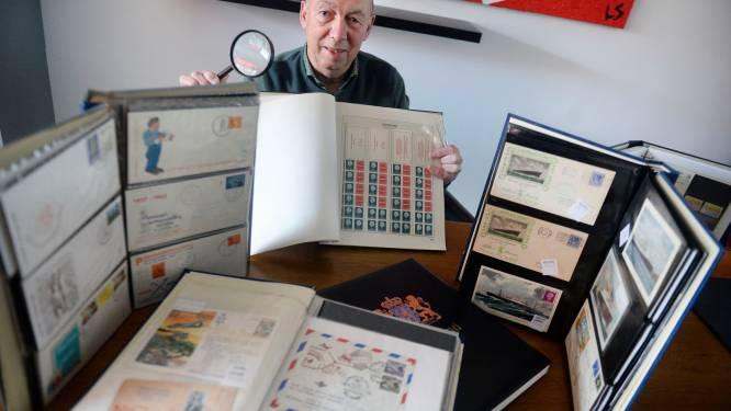 VPT uit Hengelo stopt ermee: 'Het verzamelen van postzegels is een individuele zaak geworden'