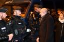 """""""Een dergelijke mate van geweld hebben we in Calais nooit eerder gezien"""", zei de Franse minister van Binnenlandse Zaken Gérard Collomb deze nacht, nadat hij ter plaatse was gekomen. """"Het is onaanvaardbaar wat de inwoners van Calais doormaken."""""""