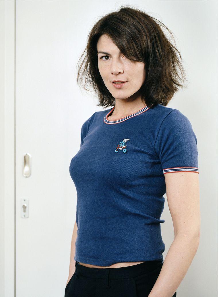 Kim van Kooten Beeld Bianca Pilet