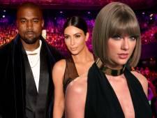 Taylor Swift beticht Kanye West van karaktermoord