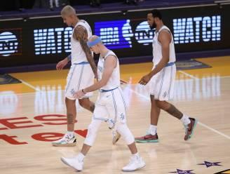 Lakers, zonder geblesseerde LeBron James, lijden vierde nederlaag op rij
