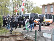 Actiegroep achter gewelddadige protestmars in Barneveld komt zaterdag naar Apeldoorn