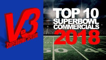 VIRAL3 SPECIAL: de beste Super Bowl-commercials