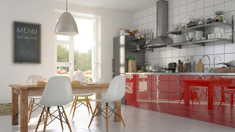 Vk Design Keukens : Is koken in een open keuken ongezond? de volkskrant