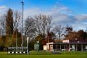 Bij het sportpark in Olland is een zendmast gepland.