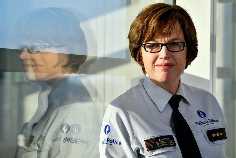 Catherine De Bolle (47) is verkozen tot nieuwe directeur van Europol.