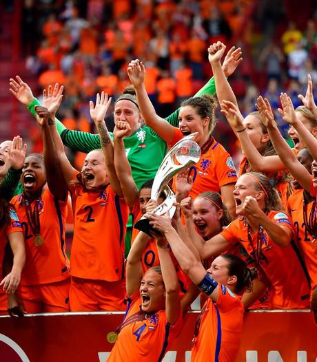 Duel Oranje Leeuwinnen in De Goffert al uitverkocht
