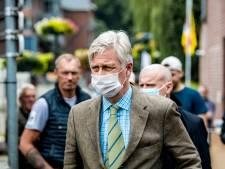 Le roi Philippe et le Premier ministre observeront la minute de silence à Verviers