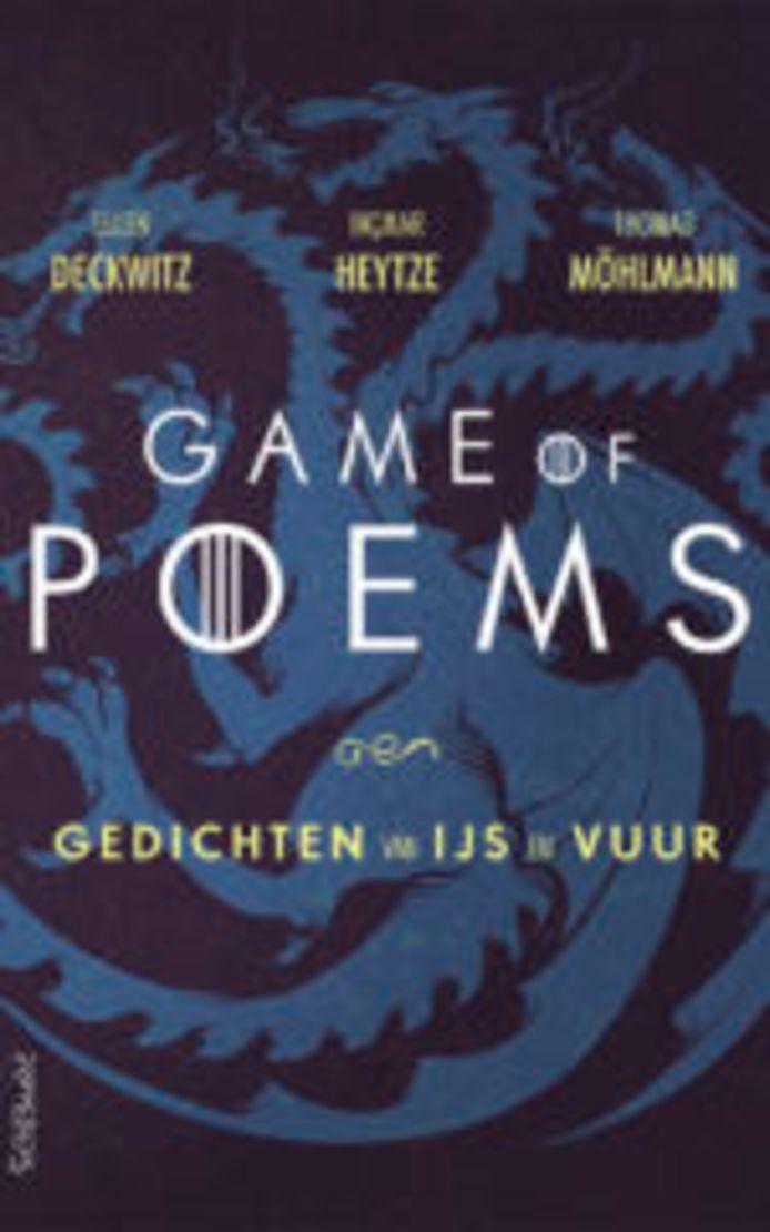 De cover van 'Game of Poems'
