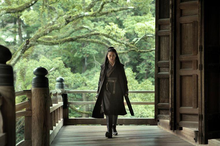 Shu Qi als de moordenaar uit de titel. Haar trouw wordt op de proef gesteld als haar doelwit een man blijkt te zijn die ze liefheeft. Beeld Lumière