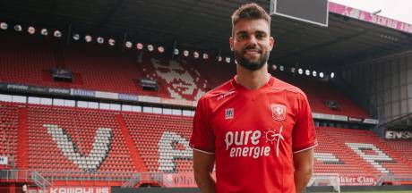Robin Pröpper draagt nu de band bij FC Twente