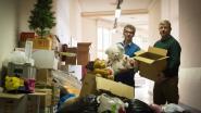 Organisatie Help a Fellow-kerstconcert verzamelt tweedehandsspullen voor minderbedeelden
