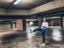 Antikraak wonen in voormalig kantongerecht: voetballen in de kelder en slapen in zittingszaal