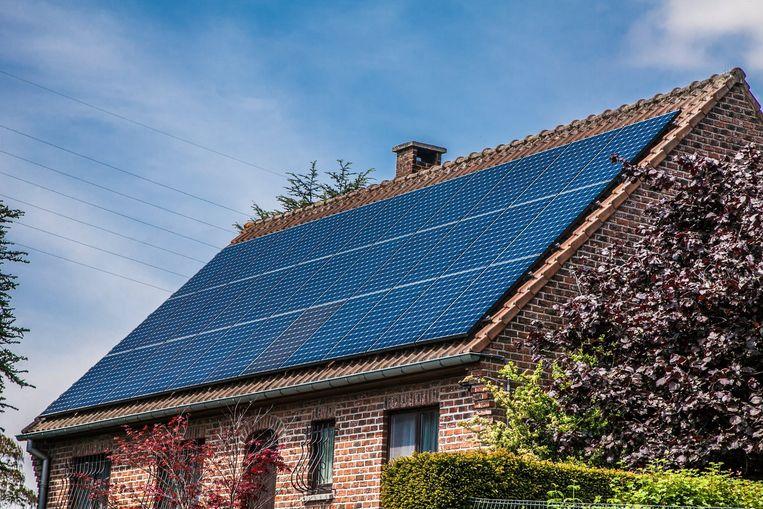 In de toekomst kunnen we thuis goedkoop tot zelfs gratis zelf energie opwekken. Beeld PHOTO_NEWS