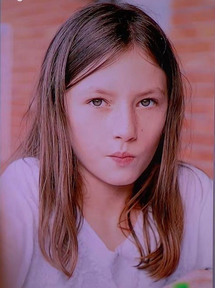 Hailey (10) stierf in de zware huisbrand.