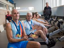Waalrenaar Martin Luirink houdt wereldtitels indoorroeien in eigen huis