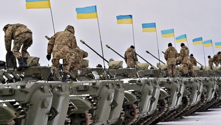 null Beeld Sergei Supinsky/AFP/Getty Images