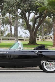Ford Thunderbird van Marilyn Monroe moet 550.000 dollar opbrengen