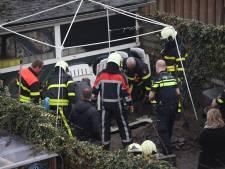 Woning in Rijen gesloten na vondst ondergrondse hennepkwekerij