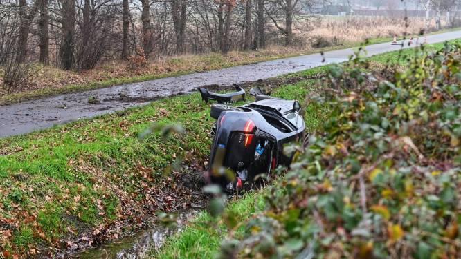 Man valt in slaap en rijdt op weg naar Eindhoven Airport eigen vader dood, maar hoeft niet de gevangenis in