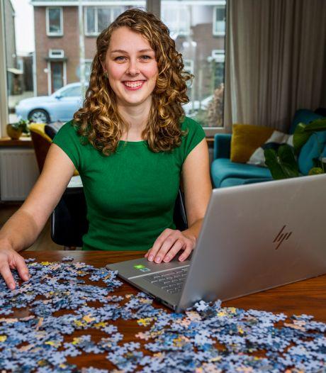 Roostermaker Brechtje (30) staat voor grootste puzzel van haar carrière: 'Het is een enorme opdracht'