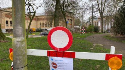 Verbod om Gentse parken te betreden vanaf zondag 11.30 uur