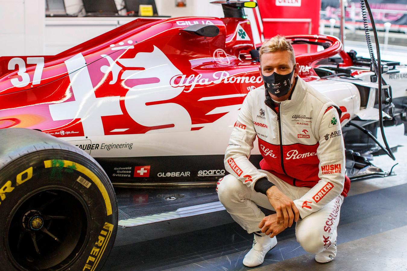 Mick Schumacher hoopt volgend seizoen zijn debuut te maken in de Formule 1.