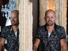 Wesley van Gorp is 'een gewone bouwvakker die ook kan zingen'