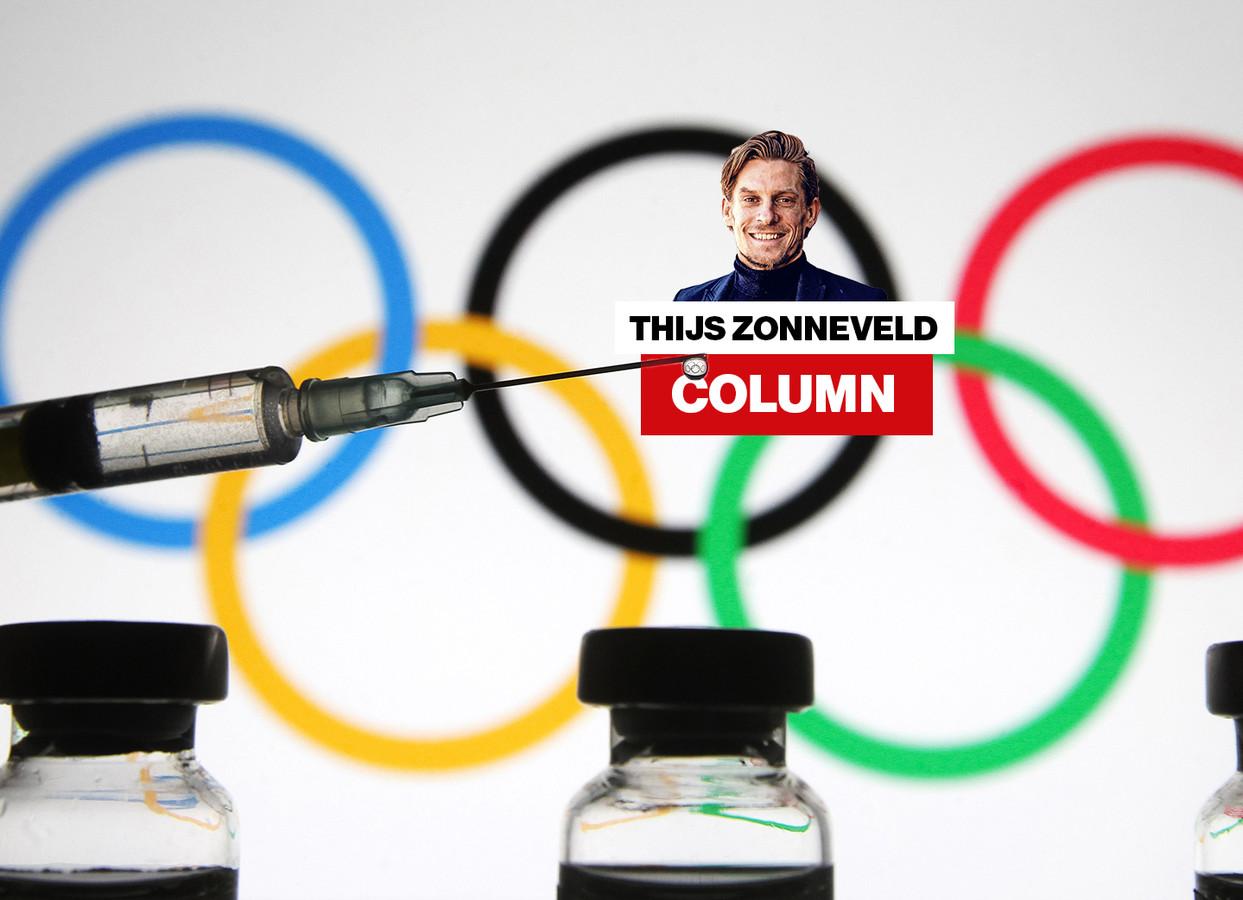 Vaccinatie tegen corona voor olympische sporters. Ja of nee?