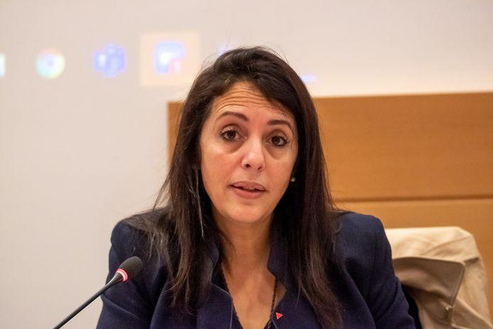 Minister van Leefmilieu Zakia Khattabi.
