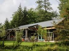 Clubgebouw IVN Laarbeek heeft nieuw dak