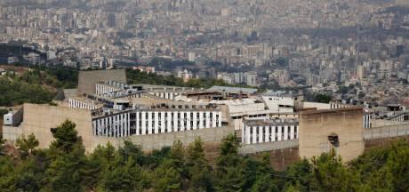 Plus de 200 cas de Covid-19 dans la principale prison du Liban