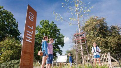 """Nieuwe wandelroute in provinciedomein De Palingbeek: """"Een extra toeristische troef voor deze zomer"""""""