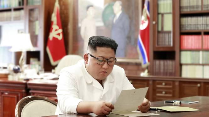 """Nieuw boek onthult geheime """"liefdesbrieven"""" tussen Trump en Kim Jong-un"""