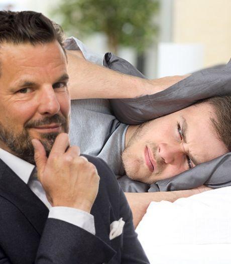 Jerry Goossens schrok wakker van elk rotje, maar sliep door de mysterieuze knal heen